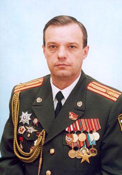 Полковник Боков Владимир Николаевич