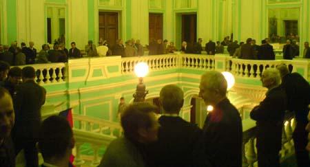 Собрание Санкт-Петербургского союза суворовцев, нахимовцев и кадет